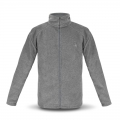 Fleece jacket grey